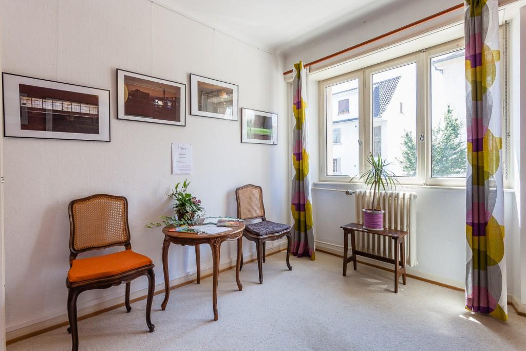 Le Cabinet Chiro Stras SalleAttente 1